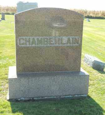 CHAMBERLAIN, FAMILY STONE - Boone County, Illinois | FAMILY STONE CHAMBERLAIN - Illinois Gravestone Photos