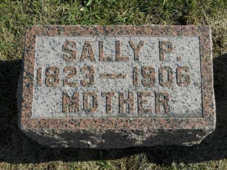 CHAMBERLAIN, SALLY P. - Boone County, Illinois | SALLY P. CHAMBERLAIN - Illinois Gravestone Photos