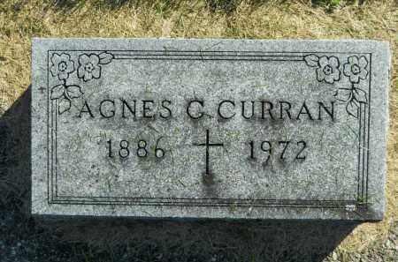 CURRAN, AGNES C. - Boone County, Illinois | AGNES C. CURRAN - Illinois Gravestone Photos