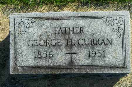 CURRAN, GEORGE H. - Boone County, Illinois | GEORGE H. CURRAN - Illinois Gravestone Photos