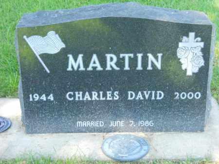 MARTIN, CHARLES DAVID - Boone County, Illinois   CHARLES DAVID MARTIN - Illinois Gravestone Photos
