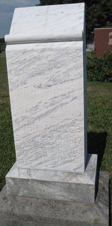 MILLER, JOHN - Champaign County, Illinois   JOHN MILLER - Illinois Gravestone Photos