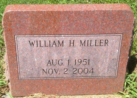 MILLER, WILLIAM H. - Champaign County, Illinois | WILLIAM H. MILLER - Illinois Gravestone Photos