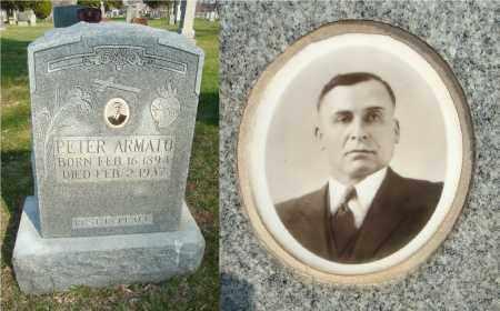 ARMATO, PETER - Cook County, Illinois | PETER ARMATO - Illinois Gravestone Photos