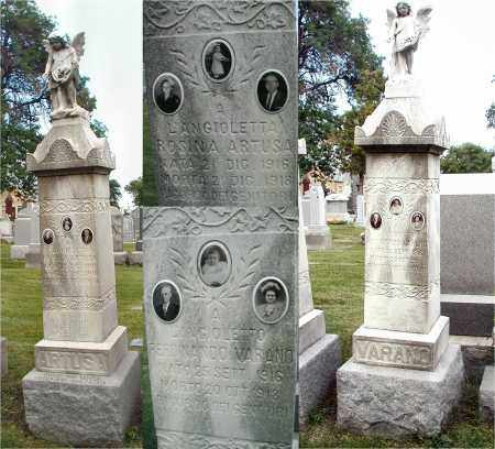 VARANA, GIUSEPPE - Cook County, Illinois | GIUSEPPE VARANA - Illinois Gravestone Photos