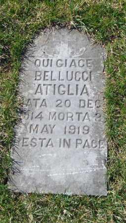 ATIGLIA, BELLUCCI - Cook County, Illinois | BELLUCCI ATIGLIA - Illinois Gravestone Photos