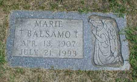 BALSAMO, MARIE - Cook County, Illinois   MARIE BALSAMO - Illinois Gravestone Photos
