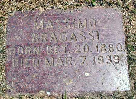 BRAGASSI, MASSIMO - Cook County, Illinois | MASSIMO BRAGASSI - Illinois Gravestone Photos