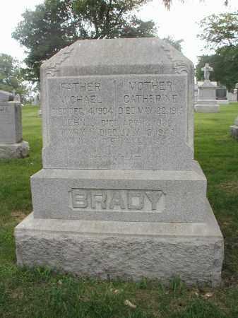 BRADY, MARY F. - Cook County, Illinois | MARY F. BRADY - Illinois Gravestone Photos