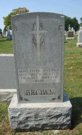 BROWN, THOMAS P. - Cook County, Illinois | THOMAS P. BROWN - Illinois Gravestone Photos