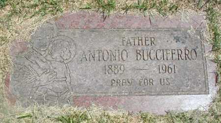 BUCCIFERRO, ANTONIO - Cook County, Illinois   ANTONIO BUCCIFERRO - Illinois Gravestone Photos