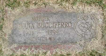 BUCCIFERRO, GIOVANA - Cook County, Illinois | GIOVANA BUCCIFERRO - Illinois Gravestone Photos