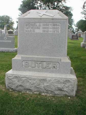 BUTLER, MARIE - Cook County, Illinois | MARIE BUTLER - Illinois Gravestone Photos