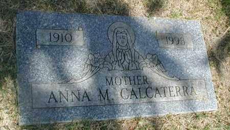 CALCATERRA, ANNA M. - Cook County, Illinois | ANNA M. CALCATERRA - Illinois Gravestone Photos