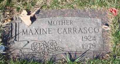 CARRASCO, MAXINE - Cook County, Illinois | MAXINE CARRASCO - Illinois Gravestone Photos