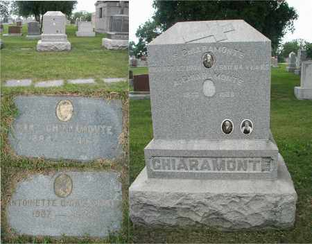 CHIARAMONTE, MARY - Cook County, Illinois | MARY CHIARAMONTE - Illinois Gravestone Photos