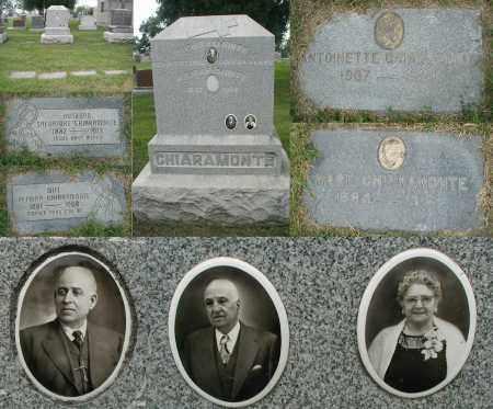 CHIARAMONTE, SALVATORE - Cook County, Illinois | SALVATORE CHIARAMONTE - Illinois Gravestone Photos