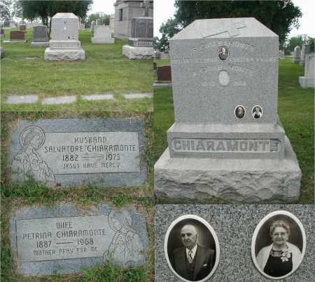 CHIARAMONTE, PETRINA - Cook County, Illinois | PETRINA CHIARAMONTE - Illinois Gravestone Photos