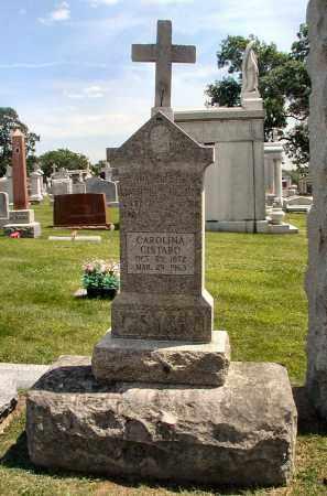 CISTARO, CAROLINA - Cook County, Illinois   CAROLINA CISTARO - Illinois Gravestone Photos