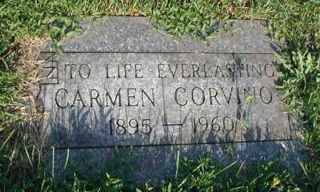 CORVINO, CARMEN - Cook County, Illinois | CARMEN CORVINO - Illinois Gravestone Photos