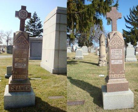 CRAMER, JOHN J. - Cook County, Illinois | JOHN J. CRAMER - Illinois Gravestone Photos