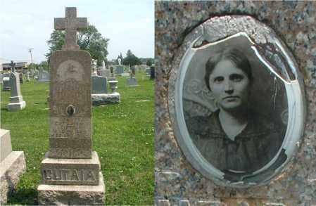 CUTAIA, CATARINA - Cook County, Illinois | CATARINA CUTAIA - Illinois Gravestone Photos