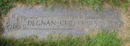 CULLEENEY, UNKNOWN - Cook County, Illinois | UNKNOWN CULLEENEY - Illinois Gravestone Photos