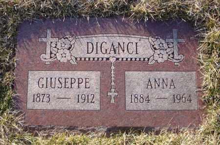 DIGANCI, GIUSEPPE - Cook County, Illinois | GIUSEPPE DIGANCI - Illinois Gravestone Photos