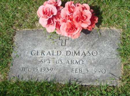 DIMASO, GERALD - Cook County, Illinois | GERALD DIMASO - Illinois Gravestone Photos