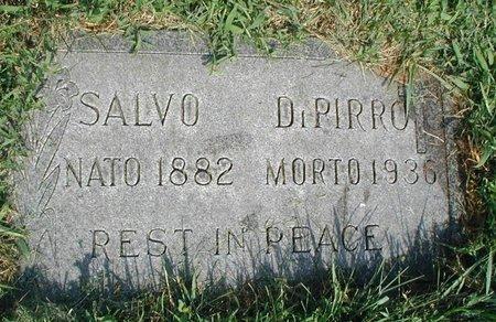 DIPIRRO, SALVO - Cook County, Illinois | SALVO DIPIRRO - Illinois Gravestone Photos