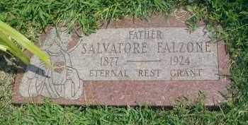 FALZONE, SALVATORE - Cook County, Illinois | SALVATORE FALZONE - Illinois Gravestone Photos