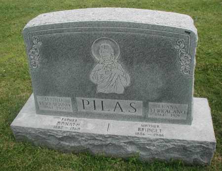 PILAS, DONATO - Cook County, Illinois | DONATO PILAS - Illinois Gravestone Photos