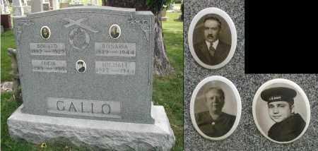 GALLO, ROSARIA - Cook County, Illinois | ROSARIA GALLO - Illinois Gravestone Photos