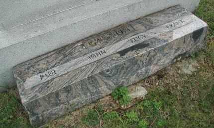 GANNON, FRANK - Cook County, Illinois   FRANK GANNON - Illinois Gravestone Photos