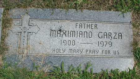 GARZA, MAXIMIANO - Cook County, Illinois | MAXIMIANO GARZA - Illinois Gravestone Photos