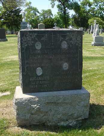 GASPARINO, ARCANGELO - Cook County, Illinois   ARCANGELO GASPARINO - Illinois Gravestone Photos