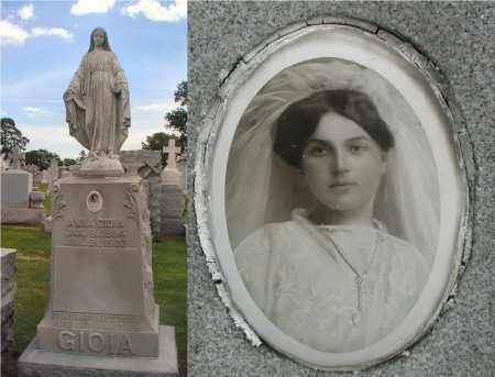 GIOIA, ANNA - Cook County, Illinois | ANNA GIOIA - Illinois Gravestone Photos