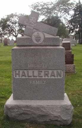 HALLERAN, MICHAEL - Cook County, Illinois | MICHAEL HALLERAN - Illinois Gravestone Photos