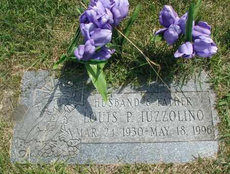 IUZZOLINO, LOUIS P. - Cook County, Illinois | LOUIS P. IUZZOLINO - Illinois Gravestone Photos