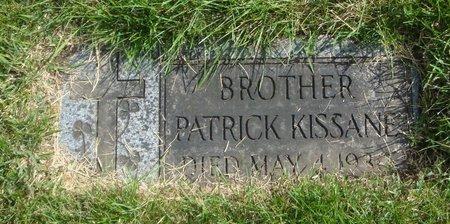 KISSANE, PATRICK - Cook County, Illinois | PATRICK KISSANE - Illinois Gravestone Photos