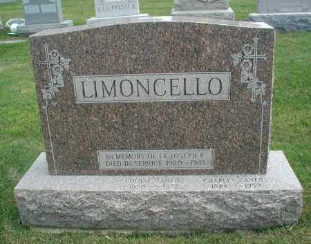 LIMONCELLO, JOSEPH R. - Cook County, Illinois | JOSEPH R. LIMONCELLO - Illinois Gravestone Photos