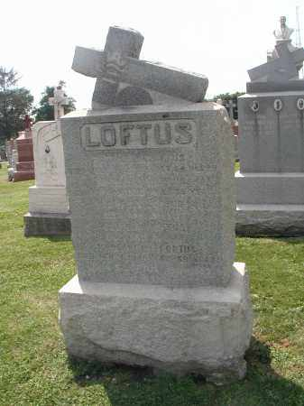 LOFTUS, JAMES V. - Cook County, Illinois | JAMES V. LOFTUS - Illinois Gravestone Photos