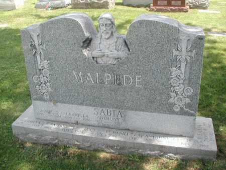 MALPEDE, SAVERIO - Cook County, Illinois | SAVERIO MALPEDE - Illinois Gravestone Photos