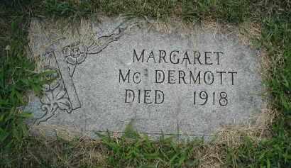 MCDERMOTT, MARGARET - Cook County, Illinois | MARGARET MCDERMOTT - Illinois Gravestone Photos
