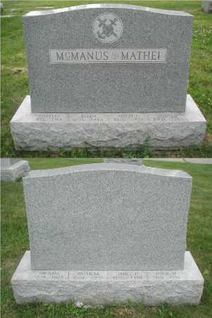MATHEI?, JAMES H. - Cook County, Illinois | JAMES H. MATHEI? - Illinois Gravestone Photos