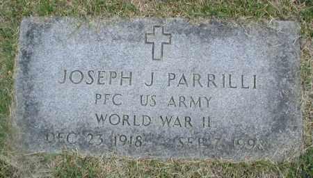PARRILLI, JOSEPH J. - Cook County, Illinois | JOSEPH J. PARRILLI - Illinois Gravestone Photos
