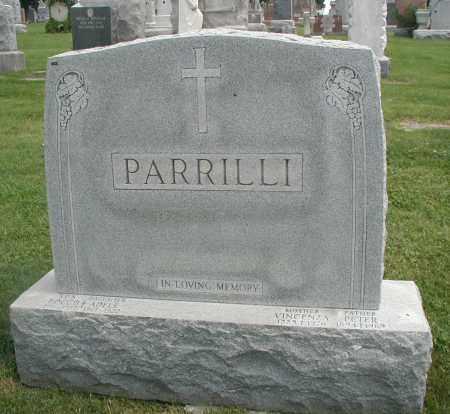 PARRILLI, VINCENZA - Cook County, Illinois | VINCENZA PARRILLI - Illinois Gravestone Photos