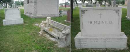 PRINDIVILLE, MAURICE - Cook County, Illinois | MAURICE PRINDIVILLE - Illinois Gravestone Photos
