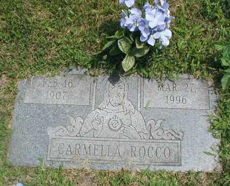 ROCCO, CARMELLA - Cook County, Illinois   CARMELLA ROCCO - Illinois Gravestone Photos