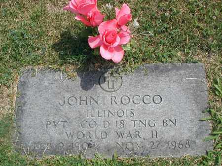 ROCCO, JOHN - Cook County, Illinois | JOHN ROCCO - Illinois Gravestone Photos